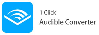 Audible Converter, Convert Audible to MP3, M4B and so on