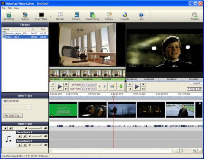 Editor Video Avi Online