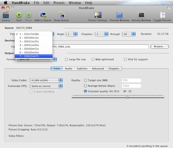 The best free DVD ripper for Mac