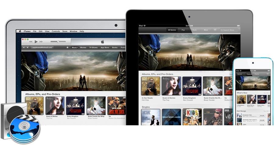 Mac Blu-Ray Copy, copy Blu-ray movie with 100% quality