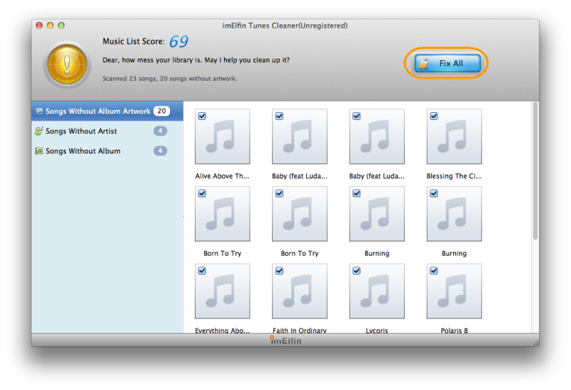 Fix iTunes library and delete duplicates in iTunes