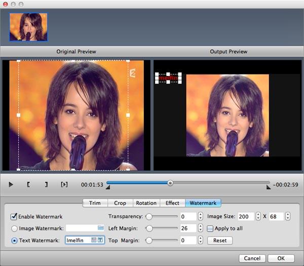 video converter edit video