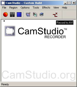camstudio free screen recording software