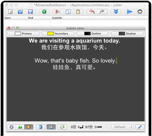 Software to Edit Subtitles on Mac