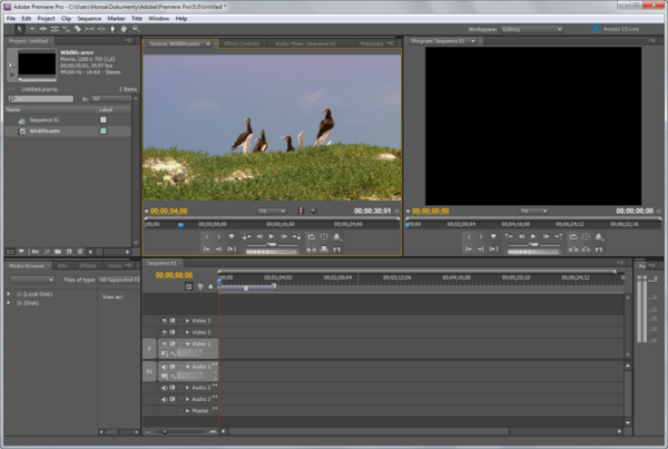 sony vegas video editor free download for windows 7