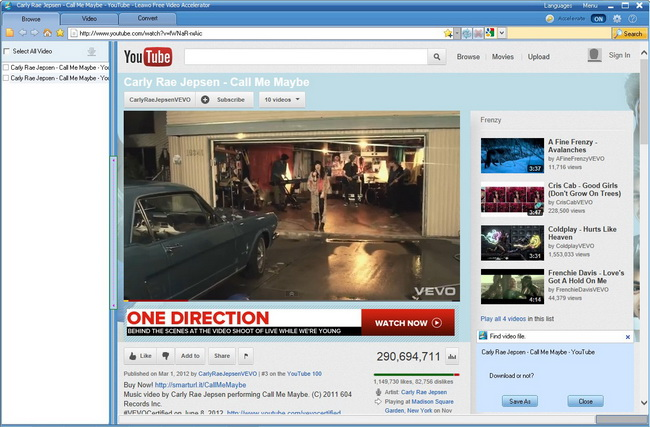 ImElfin Youtube Downloader