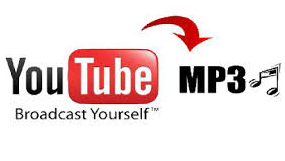 convert YouTube to MP3 free logo